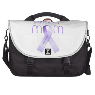 Proud Mom Laptop Bag