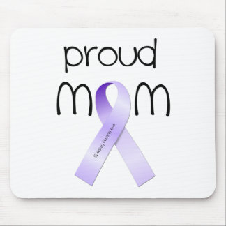 Proud Mom Mouse Pad