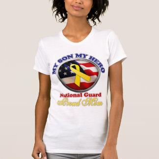 Proud Mom - National Guard T-shirt