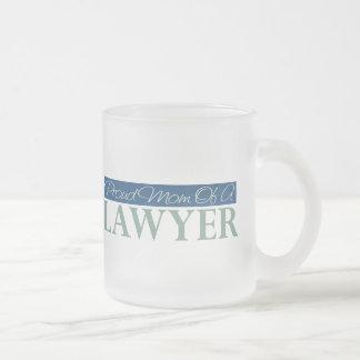 Proud Mom Of A Lawyer Coffee Mugs
