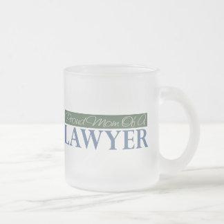 Proud Mom Of A Lawyer Mug