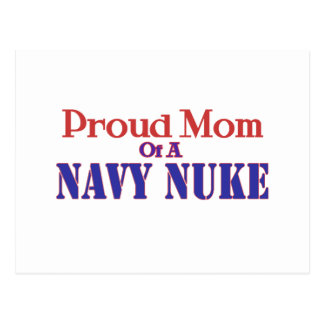 Proud Mom of a Navy Nuke ! Postcard