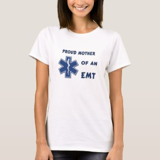 EMT Mom and Family Shirts