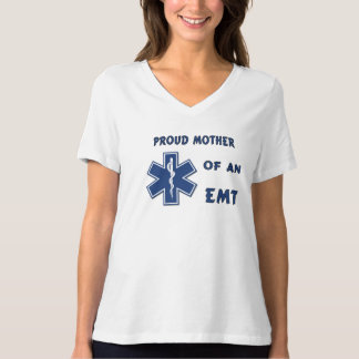 Proud Mom Of An EMT Tees