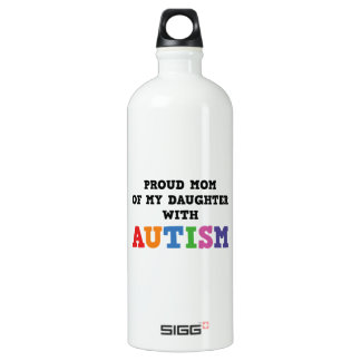 Proud Mom Of My Daughter With Autism SIGG Traveler 1.0L Water Bottle