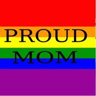 proud mom photo sculpture