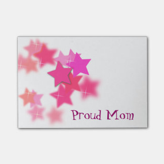 Proud Mom Post It Notes Post-it® Notes