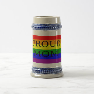 proud mom stein mug