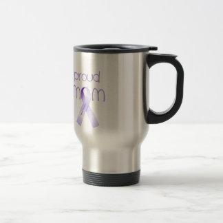 Proud Mom Travel Mug