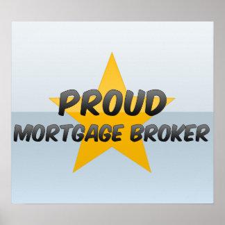 Proud Mortgage Broker Print