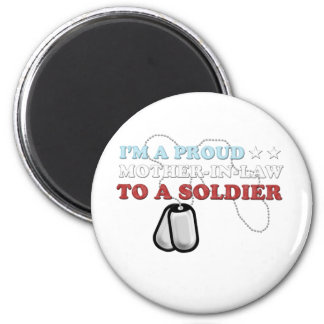 Proud Mother-in-Law to a Soldier Magnet
