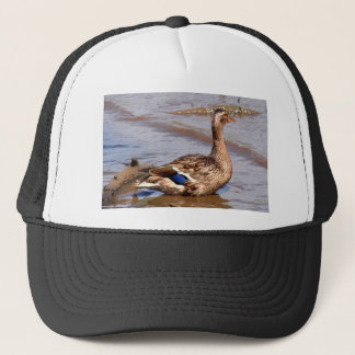 Proud Mother Mallard Trucker Hat