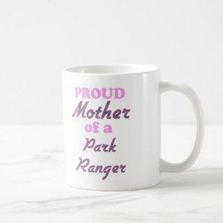 Proud Mother of a Park Ranger Coffee Mug