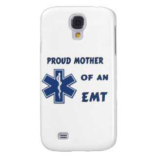 Proud Mother Of An EMT Galaxy S4 Cases