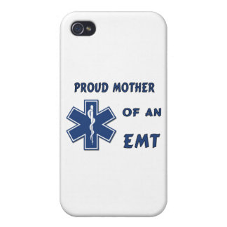 Proud Mother Of An EMT iPhone 4 Case