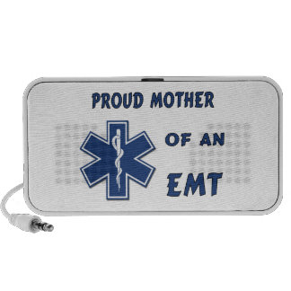 Proud Mother Of An EMT Speakers