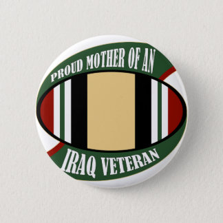 Proud Mother Pinback Button
