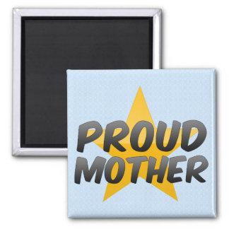 Proud Mother Refrigerator Magnet