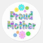 Proud Mother Sticker
