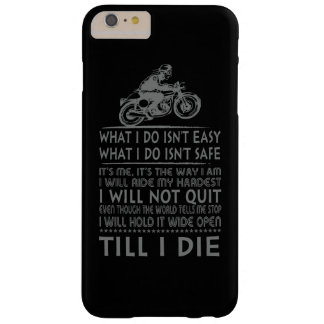 Proud MX Rider Barely There iPhone 6 Plus Case