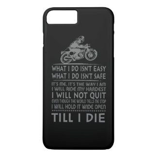 Proud MX Rider iPhone 7 Plus Case