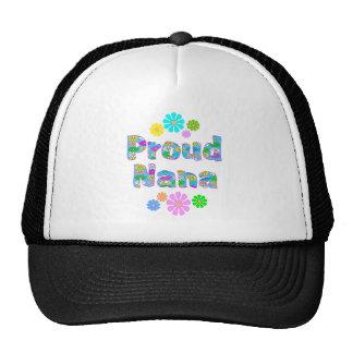 Proud Nana Trucker Hat