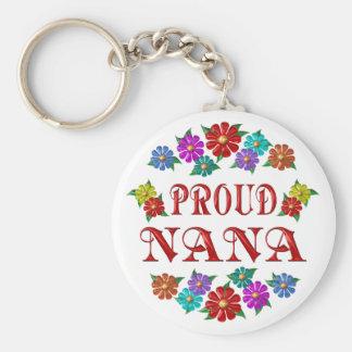 PROUD NANA KEYCHAIN