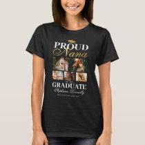 Proud Nana of the Graduate T-Shirt
