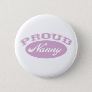 Proud Nanny Button