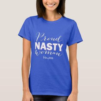PROUD NASTY WOMAN // Hillary Clinton Shirt