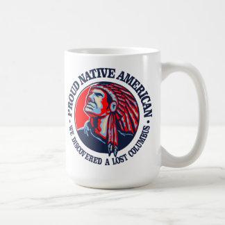 Proud Native American 2 Coffee Mug