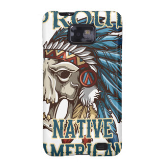Proud Native American Samsung Galaxy SII Cases