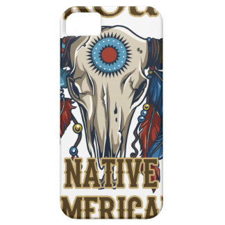 Proud Native American iPhone 5/5S Cases
