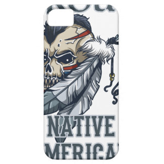 Proud Native American iPhone 5 Cover