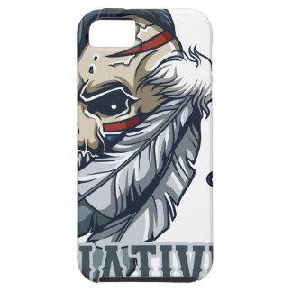 Proud Native American iPhone 5/5S Case