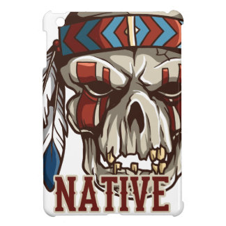 Proud Native American Cover For The iPad Mini