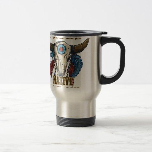 Proud Native American Mugs