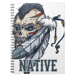Proud Native American Notebooks