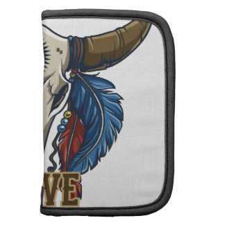 Proud Native American Folio Planners