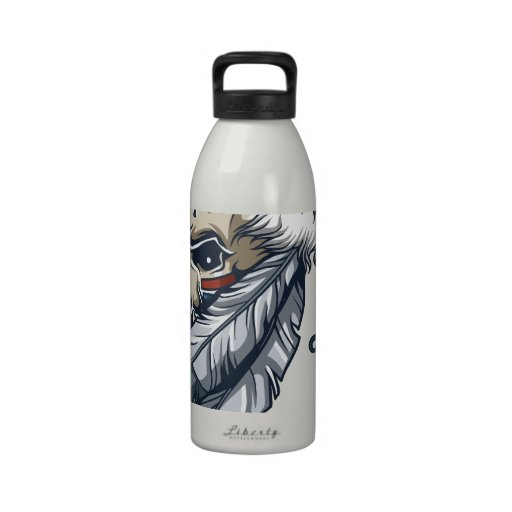 Proud Native American Drinking Bottles