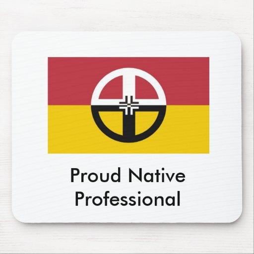 Proud Native Mousepad