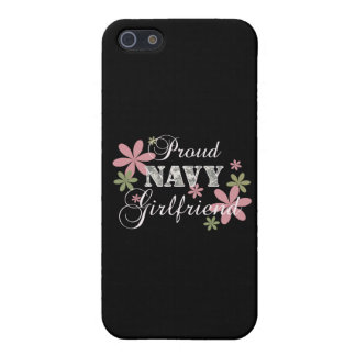 Proud Navy Girlfriend fl c Covers For iPhone 5