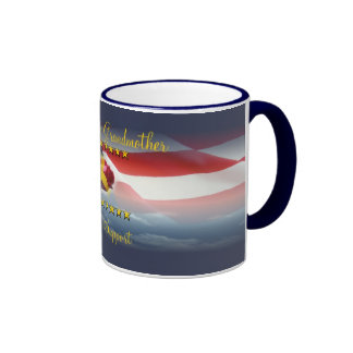 Proud Navy Grandmother Coffee Mug