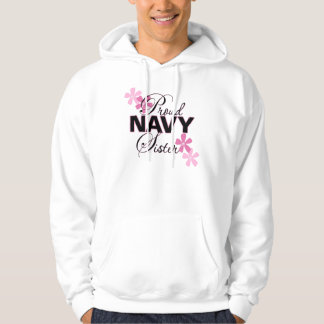 Proud Navy Sister Pullover