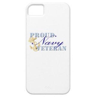 Proud Navy Veteran IPhone 5 Case