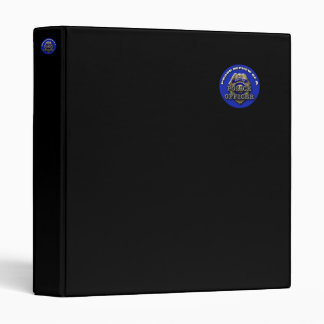 Proud Nephew of a Police Officer binder
