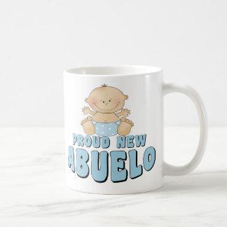 PROUD NEW ABUELO Boy Coffee Mug