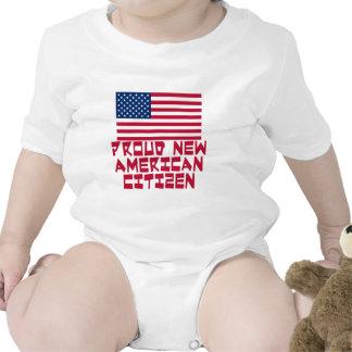 Proud New American Citizen Tshirt