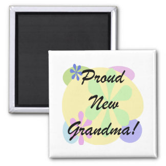 Proud New Grandma Magnet