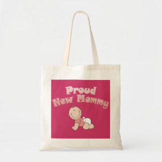 Proud New Mommy, New Mom Tote Bag